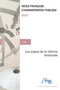 Enjeux de la réforme territoriale (Les)