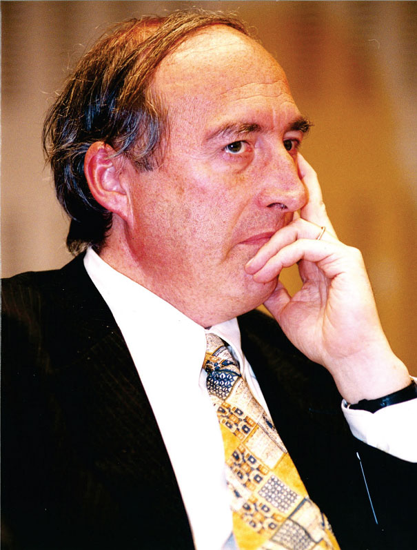 Gérard MARCOU