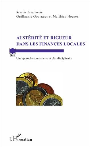 Austérité et rigueur dans les finances locales : une approche comparative et interdisciplinaire